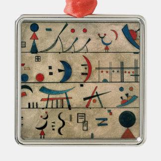 Zeichenreihen, 1931 christmas ornament