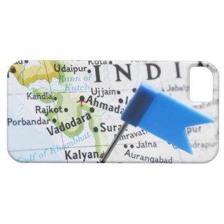 Zeichnen Sie den Stift auf, der in Mumbai, Indien  iPhone 5 Covers