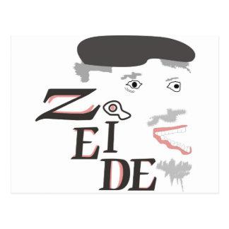 Zeide Postcard