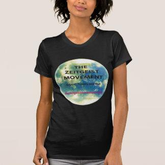 Zeitgeist Movement T Shirt