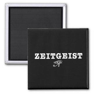 Zeitgeist Square Magnet