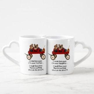Zelda Mother/Daughter Coffee Mugs
