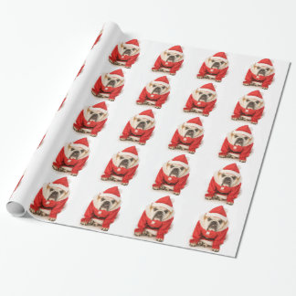 Zelda Santa Joy Wrapping Paper