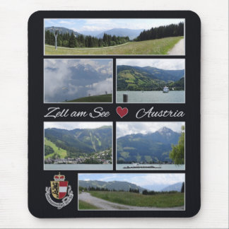 Zell am See, Austria mousepad