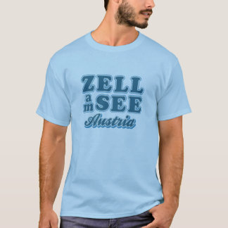 Zell am See, Austria shirt - choose style, color