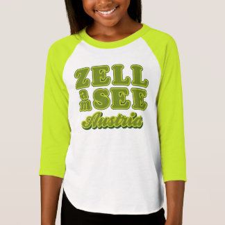 Zell am See, Austria shirts - choose style, color