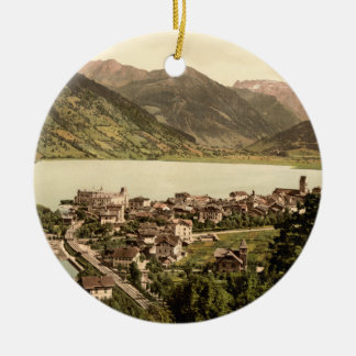 Zell am See I Salzburg Austria Christmas Tree Ornament