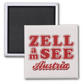 Zell am See magnet
