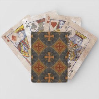 Zen Archer Poker Deck