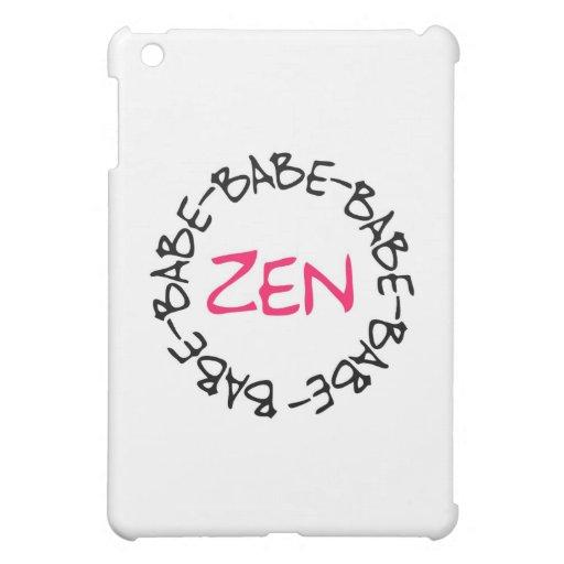 Zen Babe iPad Mini Covers