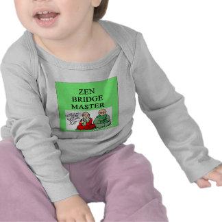 zen bridge master tees