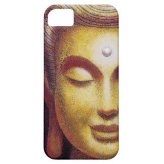 Zen Buddha Meditation Smile iPhone 5 Case