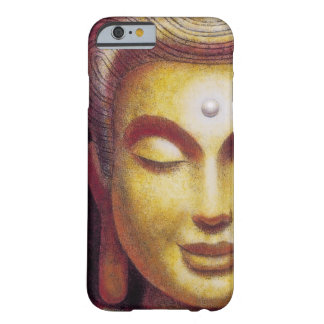 Zen Buddha Meditation Smile iPhone 6 case Barely There iPhone 6 Case