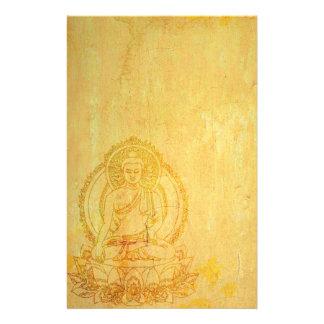 Zen Buddha Stationery