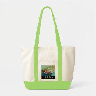 Zen Butterfly Koi Bag