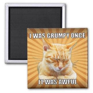 Zen Cat Magnet