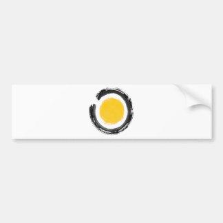 Zen Circle Bumper Stickers