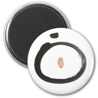 Zen Circle Magnet
