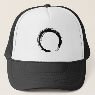Zen Circle Trucker Hat