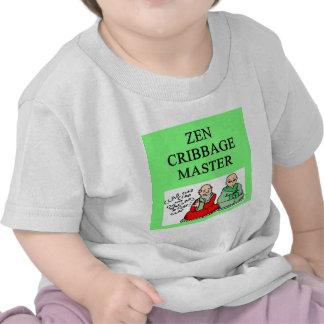 zen cribbage master tees