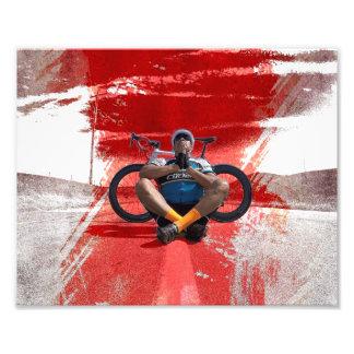 Zen cycling fikeshot photo
