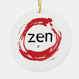 Zen Ornaments