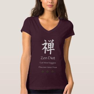 Zen Diet – Eat More Veggies – Discover Inner Peas T-Shirt