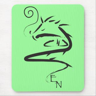 Zen Dragon 3 Mouse Mat