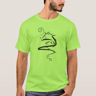 Zen Dragon 3 T-Shirt