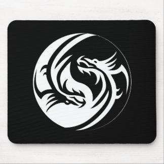 Zen Dragons Mouse Pad
