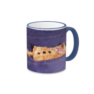 zen for cats, pet spa treatment, by healing love ringer mug