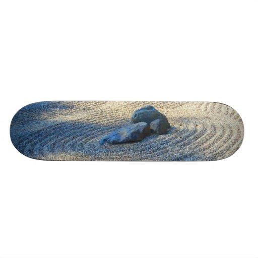 Zen Garden Skateboard Deck