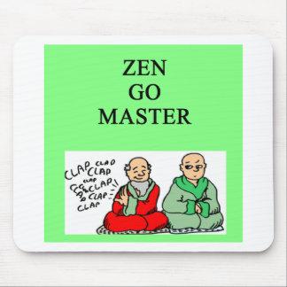 zen go master mousepad