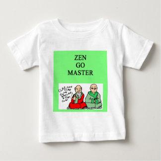 zen go master t shirt