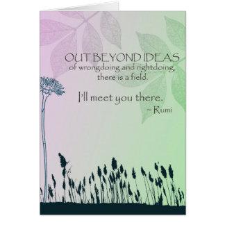 Zen Ideas Card