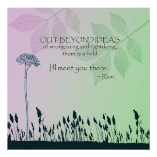 Zen Ideas Poster