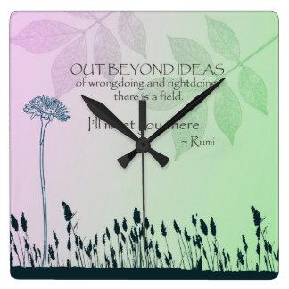 Zen Ideas Wall Clocks