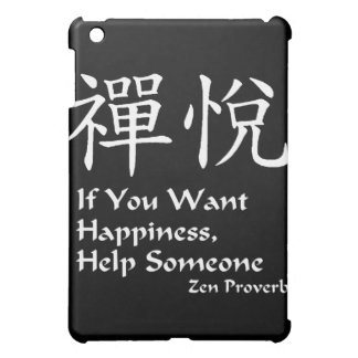 Zen Joy - Happiness iPad Mini Case