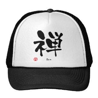 Zen KANJI Mesh Hat