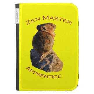 Zen Master Cases For The Kindle