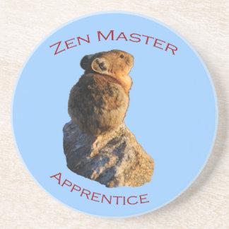 Zen Master Drink Coasters