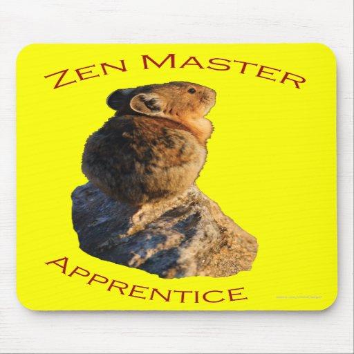 Zen Master Mousepad