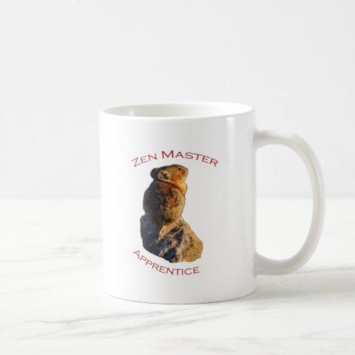 Zen Master Coffee Mug
