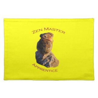 Zen Master Place Mat