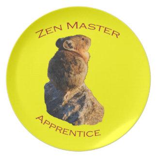 Zen Master Plates