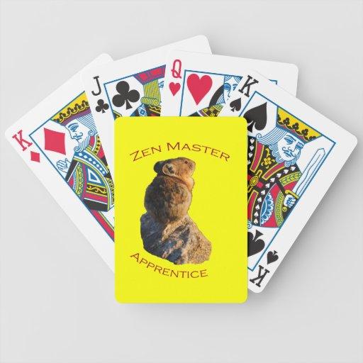 Zen Master Deck Of Cards