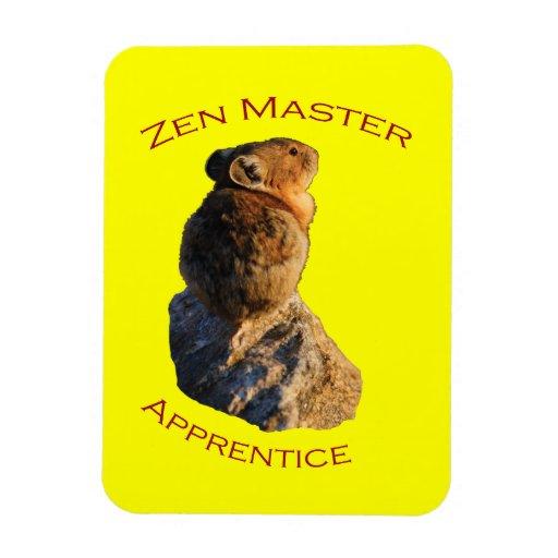 Zen Master Flexible Magnets