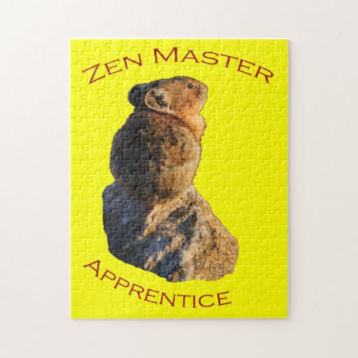 Zen Master Jigsaw Puzzles
