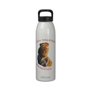 Zen Master Reusable Water Bottle