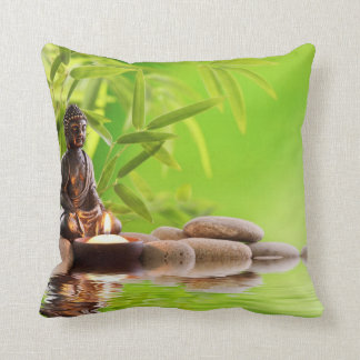 zen, meditation,buddha,peace,yoga,energy,yoga,yogi throw pillow